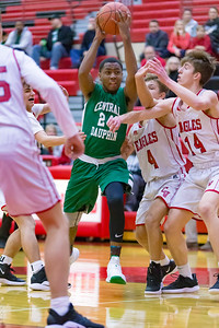 Freshmen Basketball | Central Dauphin at Cumberland Valley | January 2, 2019