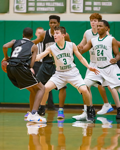 Freshmen Basketball | Harrisburg at Central Dauphin | January 4, 2019.