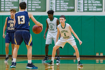 Freshmen Basketball | Central Dauphin vs. Cedar Cliff | January 14, 2019.