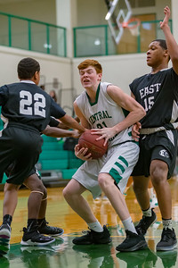 Freshmen Basketball | Central Dauphin vs. Central Dauphin East | January 22, 2019.