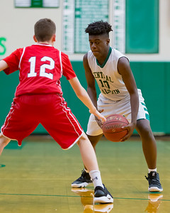 Freshmen Basketball | Central Dauphin vs. Cumberland Valley | January 28, 2019.