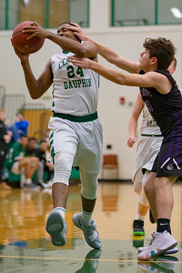 Freshmen Basketball | Central Dauphin vs. Mifflin County | February 5, 2019.