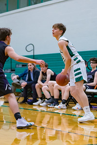 Freshmen Basketball | Central Dauphin vs. Mifflin County | February 5, 2019.