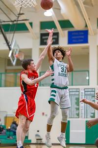 Freshmen Basketball | Central Dauphin vs. Red Land | February 7, 2019.