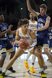 Philadelphia Catholic League (PCL) Finals at The Palestra, University of Pennsylvania, February 25, 2019.