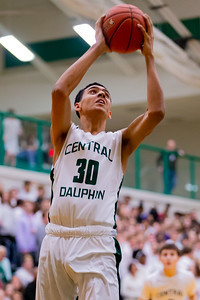 Central Dauphin vs. Harrisburg | January 31, 2020