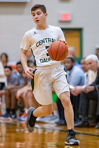 PIAA District 3 Playoffs (First Round) | Central Dauphin vs. Manheim Township | February 18, 2020
