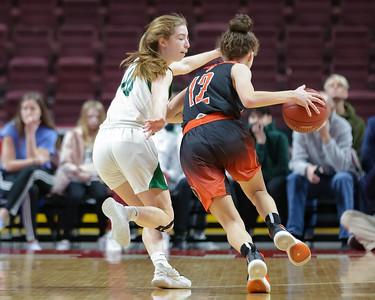 2020 Girls District 3 Finals   Central Dauphin vs. Central York   Giant Center   February 29, 2020