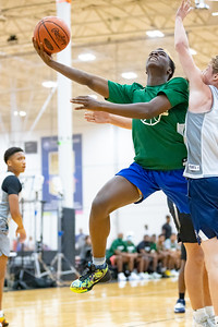 Boys HS Summer League Basketball | Central Dauphin vs. Northern Lebanon | Spooky Nook | July 30, 2020