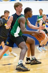 Boys HS Summer League Basketball | Central Dauphin vs. Devon Prep | Spooky Nook | July 30, 2020