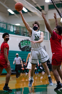 Boys JV Basketball | Central Dauphin vs. Reading | January 11, 2021