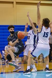 Boys HS Basketball | Central Dauphin @ Chambersburg | January 12, 2021