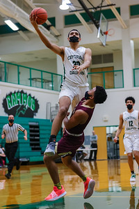 High School Basketball | Central Dauphin vs. Governor Mifflin | January 16, 2021