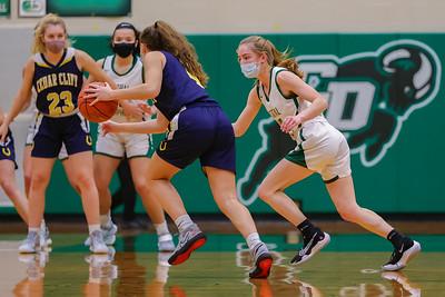 Girls HS Basketball | Central Dauphin vs. Cedar Cliff | January 18, 2021