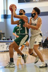 HS Basketball   Central Dauphin @ Harrisburg   February 6, 2021