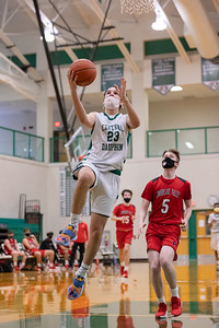 Freshman Basketball   Central Dauphin vs. Cumberland Valley   February 10, 2021