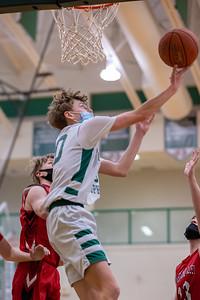 Freshman Basketball | Central Dauphin vs. Cumberland Valley | February 10, 2021