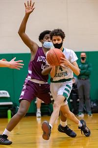 9th Grade Basketball   Central Dauphin vs. Altoona   February 12, 2021