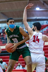 HS Basketball | Central Dauphin @ Cumberland Valley | February 16, 2021