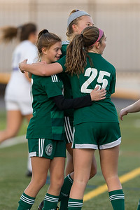 Girls High School Soccer | District 3 Semi-finals | Central Dauphin vs. Ephrata | October 30, 2018