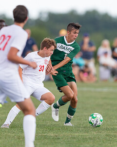 Central Dauphin vs. Susquehannock, August 30, 2019