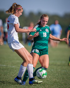 Central Dauphin vs. Cumberland Valley, September 3, 2019.