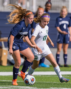 Central Dauphin (JV) @ Chambersburg September 7, 2019.