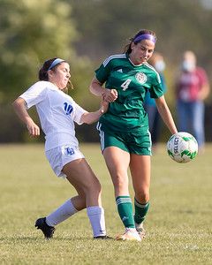 HS Girls Soccer | Central Dauphin vs. Lower Dauphin (Scrimmage) | September 22, 2020