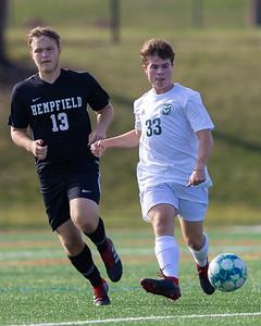 Boys HS Soccer   Central Dauphin @ Hempfield   September 25, 2020