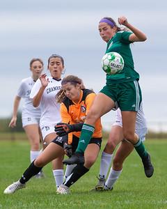 Girls HS Soccer | Central Dauphin vs. Chambersburg | September 29, 2020