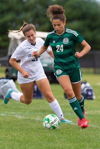 Girls HS Soccer | Central Dauphin vs. Chambersburg | September 29, 2020