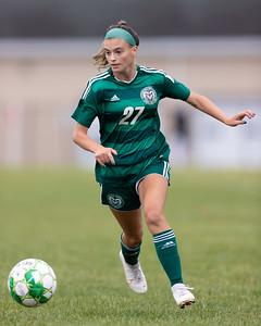 Girls HS Soccer   Central Dauphin vs. Chambersburg   September 29, 2020