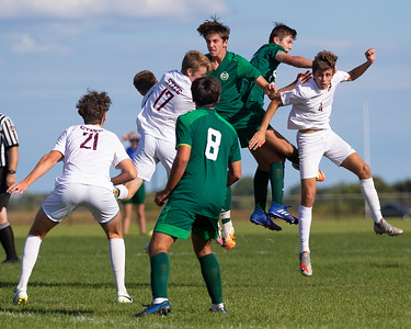 Boys HS Soccer | Central Dauphin vs. State College | October 1, 2020