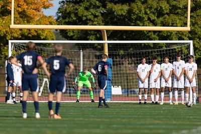 Boys HS Soccer | Central Dauphin @ Manheim Township | October 3, 2020