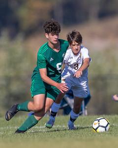 Boys HS Soccer | Central Dauphin vs. Cedar Cliff | October 6, 2020