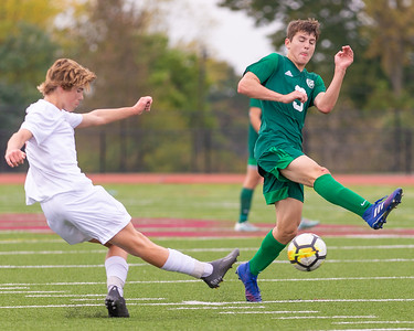 Boys HS Soccer | Central Dauphin vs. Cumberland Valley | October 10, 2020
