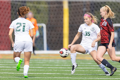 Girls HS Soccer | Central Dauphin @ Cumberland Valley | October 10, 2020