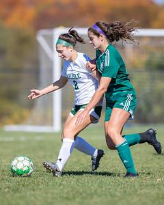 Girls HS Soccer | Central Dauphin vs. Carlisle | October 17, 2020