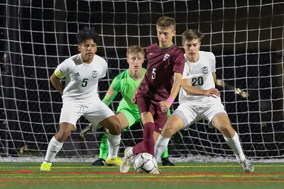 Boys HS Soccer | Central Dauphin @ State College | October 22, 2020