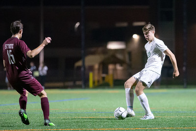 Boys HS Soccer   Central Dauphin @ State College   October 22, 2020