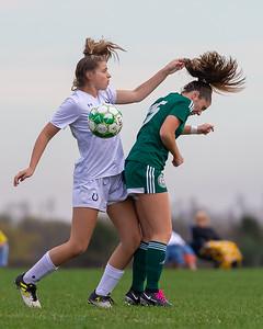Girls HS Soccer   Central Dauphin vs. Cedar Cliff   October 27, 2020