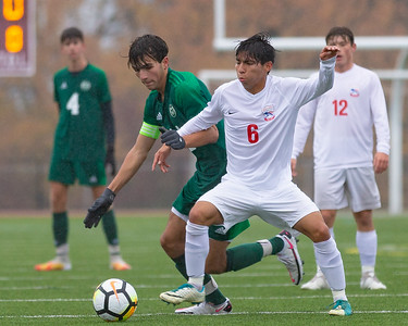 Boys HS Soccer | Central Dauphin vs. Red Land | October 29, 2020