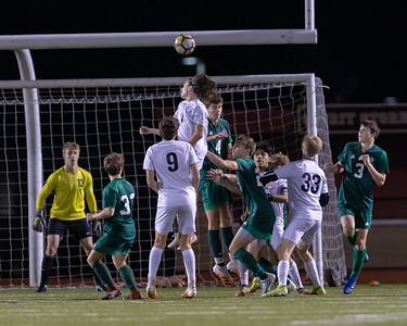 Boys HS Soccer | Central Dauphin vs. Dallastown (District 3 Quarterfinals) | November 4, 2020