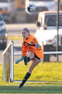 Girls HS Soccer | Central Dauphin @ Manheim Township (District 3 Semifinals) | November 7, 2020