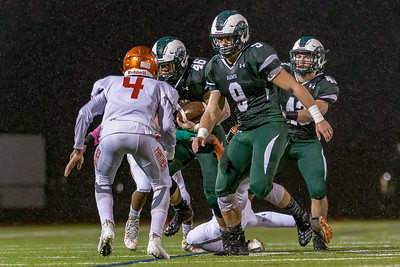 Central Dauphin vs. Central York in first round of 6A District 3 football playoffs | November 2, 2018