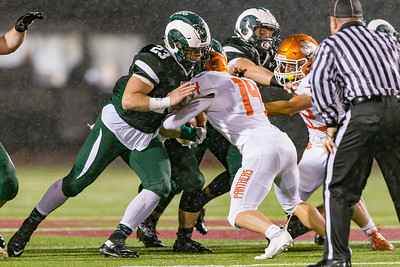 Central Dauphin vs. Central York in first round of 6A District 3 football playoffs   November 2, 2018