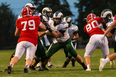 Central Dauphin @ Cumberland Valley, September 13, 2019