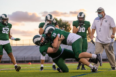 Central Dauphin | Intersquad Scrimmage | September 11, 2020