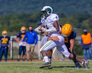 Central Dauphin vs. Middletown (Scrimmage) | September 19, 2020