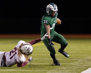High School Football | Central Dauphin vs. Altoona | October 16, 2020